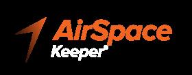 AirSpaceKeeper C-UAS and UTM Logo